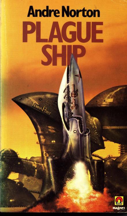 Зачумлённый корабль - Андрэ Нортон