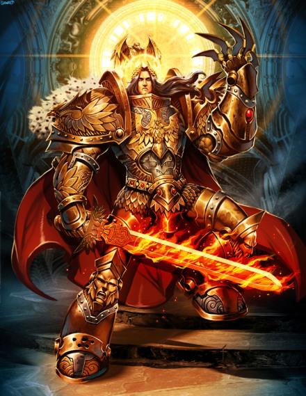 Скачать аудиокнигу Warhammer 40000. Император Защищает. Рассказы