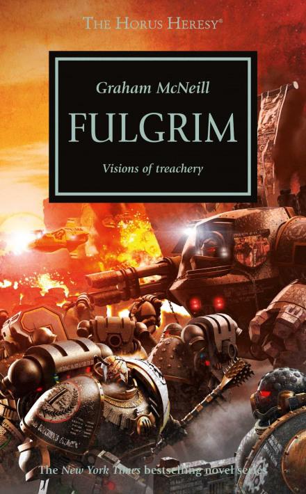 Скачать аудиокнигу Фулгрим