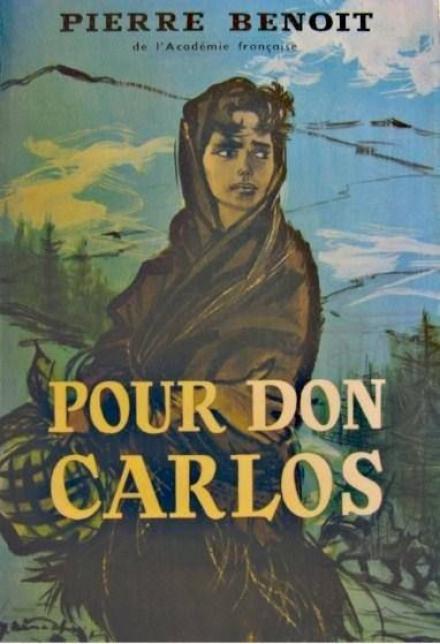 Скачать аудиокнигу За Дона Карлоса