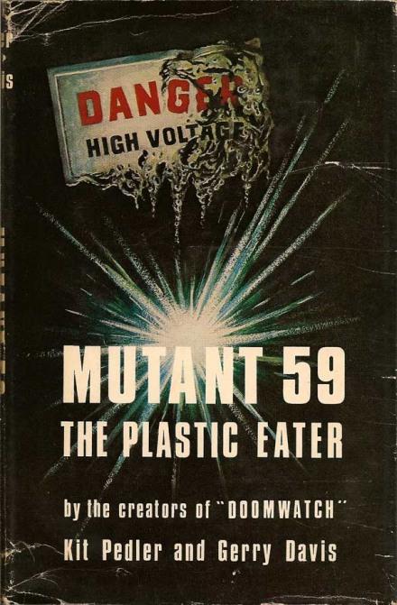 Скачать аудиокнигу Мутант-59