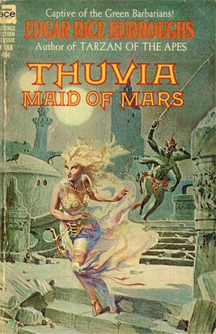 Скачать аудиокнигу Тувия, дева Марса