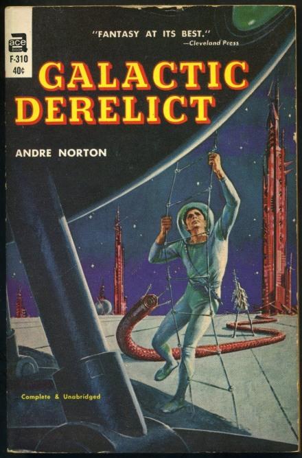 Покоренный корабль - Андрэ Нортон