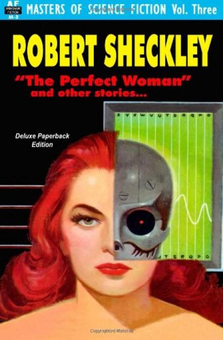 Идеальная женщина - Роберт Шекли