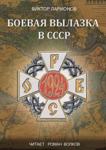 Скачать аудиокнигу Боевая вылазка в СССР