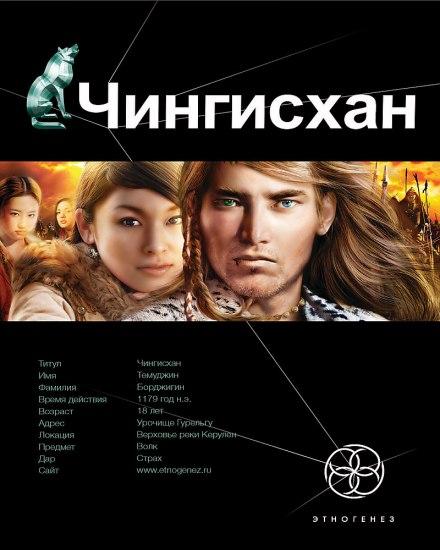 Аудиокнига Чингисхан. Повелитель Страха