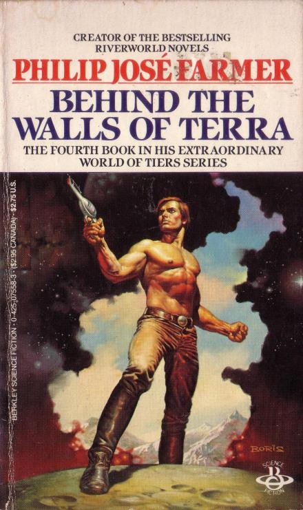 Аудиокнига За стенами Терры