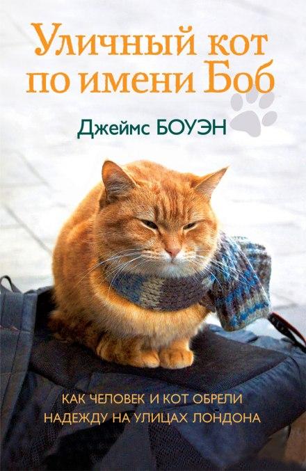 Уличный кот по имени Боб - Джеймс Боуэн