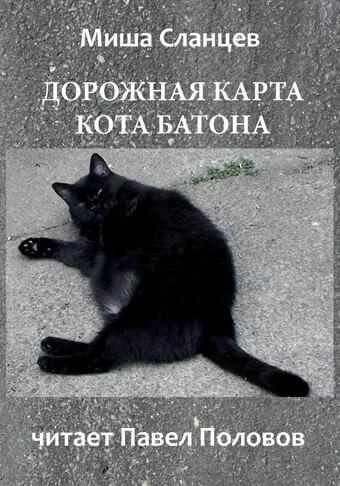 Дорожная карта кота Батона - Миша Сланцев