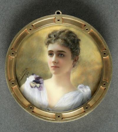 Медальон - Елена Ган