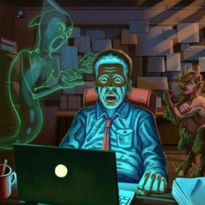 Настоящие охотники за галлюцинациями 3 - Мансуров Дмитрий
