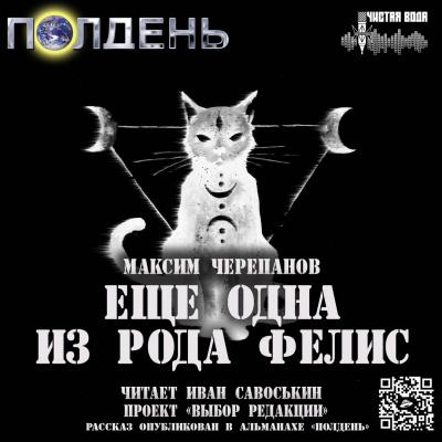 Еще одна из рода Felis - Максим Черепанов