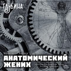 Аудиокнига Анатомический жених (сборник)