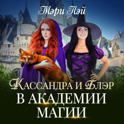 Кассандра и Блэр в Академии магии - Мэри Лэй